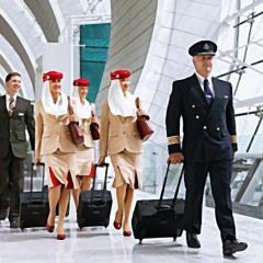 에미레이트항공, 조종사 700~800명 포함 9천 명 인원 감축