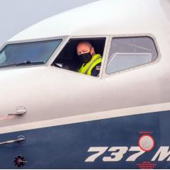 美·EU, B737 MAX 기종 개선에 만족 ·· 빠르면 11월 비행 허가