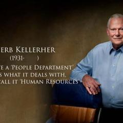 사우스웨스트항공 창업자, 허브 켈러허가 주는 영감의 메시지 9가지