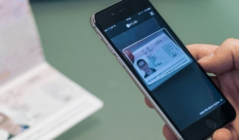 아시아나항공, 모바일앱으로 여권 정보 스캔 간단 입력