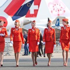 가장 파워풀한 항공사 브랜드가 아에로플로트?