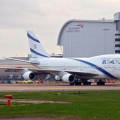 런던 히드로공항에서 가장 더럽고 시끄러운 항공사는? 엘알