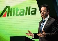알리탈리아 CEO, '2천명 감원 계획 예정대로 추진'