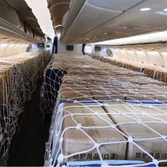 코로나19 사태, 여객기 변신은 무죄 ·· 화물 수송