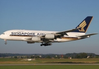 싱가포르항공, 첫 도입했던 초대형 항공기 A380 5대 퇴출