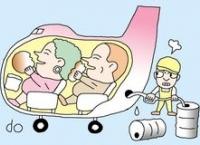 비만 승객에게 2배 요금 요구했다 망신당한 항공사