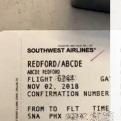 승객 이름 'ABCDE', SNS 올린 항공사 직원... 사우스웨스트 사과