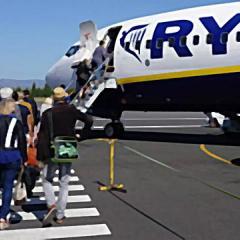 라이언에어, 코로나 사태 속 유럽 항공시장 회복 주도 ·· 하루 1천여 편 운행