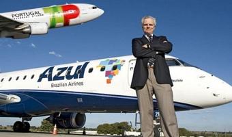 아줄(Azul), 새로운 CEO 임명하고 창업자 닐만은 이사회 의장