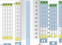 B787 드림라이너, 어느 항공사 좌석이 편할까?