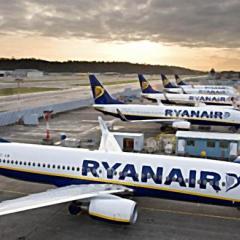 라이언에어, 세계 최대 저비용항공 항공그룹 전환