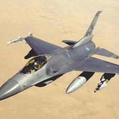 대한항공, 美 F-16 전투기 10년 창정비 수주 ·· 수명 연장 2900억 원