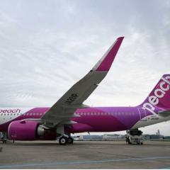 日 LCC 피치, 신형 A320neo 항공기 25일부터 운행 개시