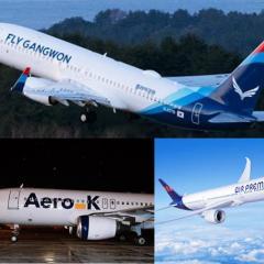 신생 3개 항공사, 코로나19 이륙 난망 ·· 유상증자, 운항증명 지연