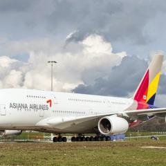 아시아나, 목적지 없는 A380 비행 상품 ·· 일석이조 노려