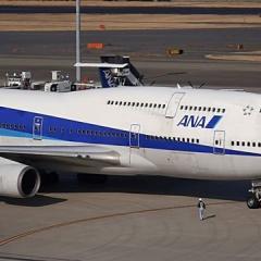 정원 초과로 활주로에서 발길 돌린 ANA 항공기
