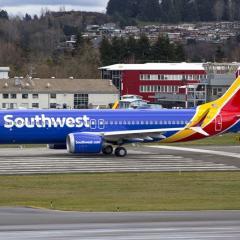 사우스웨스트항공, B737 MAX 255대 추가 주문 계약