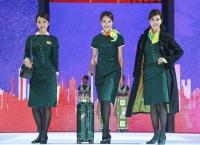 에바항공 승무원 유니폼 발표, 11월부터 착용