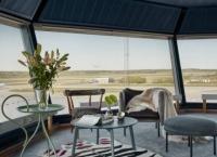 공항 관제탑이 아파트로 변신한 사연