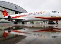中 COMAC, 상업 항공기 ARJ21 생산증명 취득