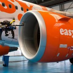 항공기 기체 검사, 내년부터 드론 활용 - 이지제트