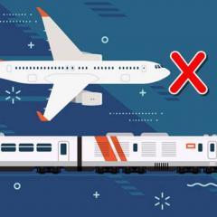 프랑스, 기차 2시간 반 거리 비행기 운행 금지 법안 통과