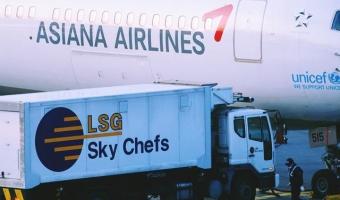 공정위, 아시아나항공 기내식 관련 부당 지원 조사