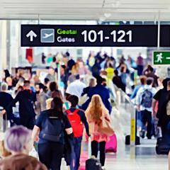 공멸 위기 항공업계, '코로나 적극 검사' 글로벌 이동 제한 풀기 총력