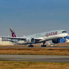 제트래그(시차 피로) 감소? A350-1000 상업 비행 개시