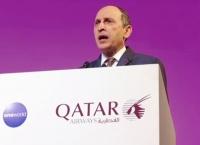 카타르항공 CEO '미국 승무원, 할머니' 발언, '차별주의자' 맹비난 받아