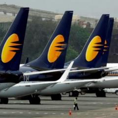 제트에어웨이즈, 항공기 40% 비행 중지.. 위기 악화