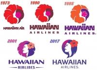 하와이언항공, 로고·디자인 변경