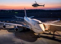 공항 픽업 서비스 진화, 델타항공 헬리콥터 등장