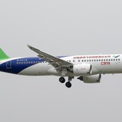 中 C919 상업 비행 눈앞 ·· B737, A320과 경쟁할 중국산 항공기
