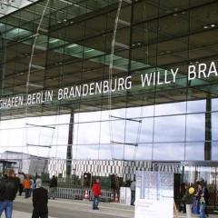 베를린 브란덴부르크공항 우여곡절 끝에 개항 ·· 9년 지연