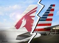 아메리칸항공, 중동 항공사들과의 코드쉐어 파기