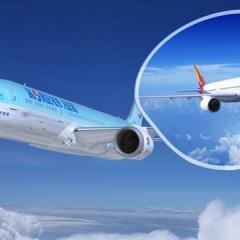 대한항공, 아시아나 인수 기업결합 신고서 제출
