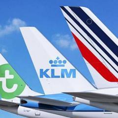 에어프랑스-KLM, 코로나 사태로 2020년 9조5천억 원 손실