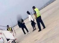 스마트폰 잠금해제, 남편 바람 확인하고 싸움 벌여 항공기 회항