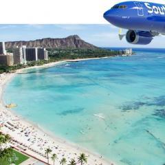 하와이에도 남서풍 불까? 사우스웨스트 효과
