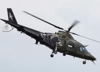 에어쇼에서 헬기 조종사 뛰어내려 자살?