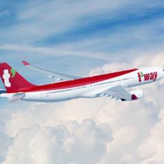 티웨이항공, 중대형 A330 기종 도입 계약 체결