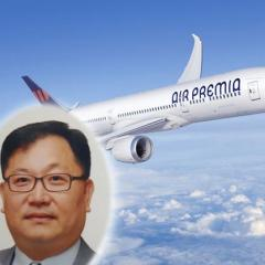 이륙 앞둔 에어프레미아, 항공사 출신 대표 사임 ·· 투자 전문가 CEO 단독 체제로