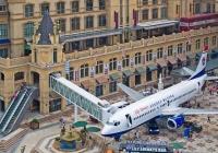 중국 최초의 비행기 식당