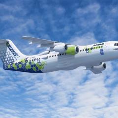 에어버스, 하이브리드 전기 비행기 개발 중단