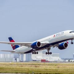 델타, 코로나19 사태 계기 B777 퇴역 앞당겨 ·· A350 등 신기종 단순화