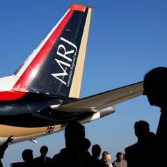 미쓰비시, MRJ 항공기 개발에 자본금 잠식 상태