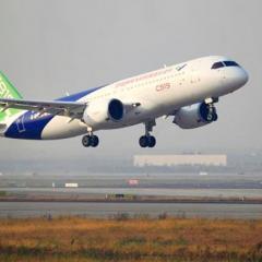 美, 중국 국영 항공기 제조사 COMAC '블랙리스트'