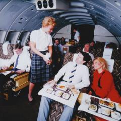 비즈니스클래스를 탄생시킨 항공사