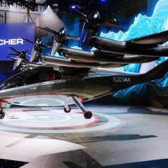 아처, 에어택시 수직이착륙 전기비행기 '메이커(Maker)' 공개